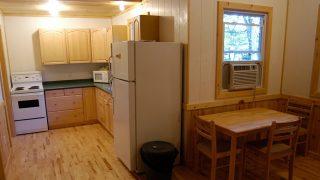 Inside Mutt's Staff Cabin