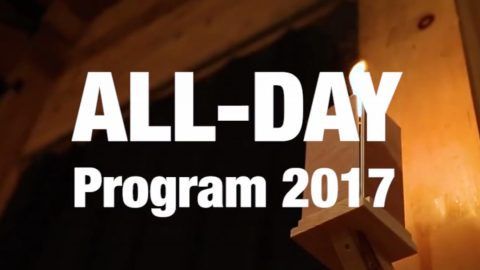 2017 All-Day Program!