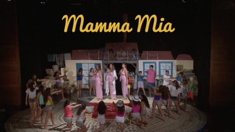 Red Dolphin Play 2018 - Mamma Mia!