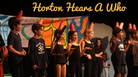 Kiwi Play 2019 - Horton Hears A Who!