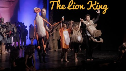 Campwide Play 2019 - The Lion King